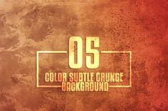 Color Subtle Grunge Background