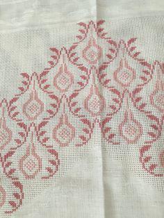 Baby Knitting Patterns, Cross Stitch Rose, Punto De Cruz, Dots