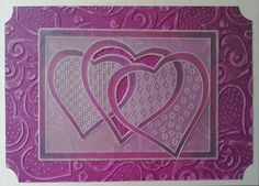 Clarity Groovi Plates hearts, squares and piercing plates - by Lynne Lee