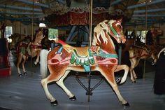 1904 Dentzel Carousel at Highland Park Meridian, MS