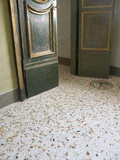 terrazzo alla veneziana morsetto   tiles   Pinterest