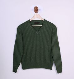 fullsleeve-cable-knit-dark-green-front