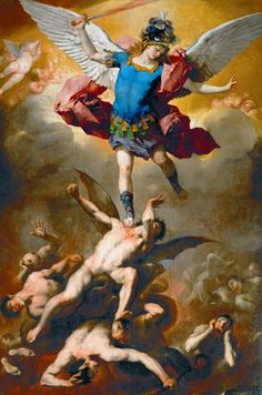 Η πτώση των απείθαρχων αγγέλων 1666