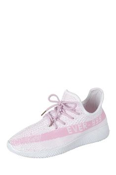 375a66f9c844 Pink Glamorous Sneaker