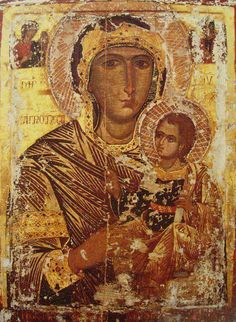 Religious Icons, Religious Art, Greek Icons, Christian Artwork, Architecture Art Design, Russian Icons, Byzantine Art, Early Christian, Art Icon
