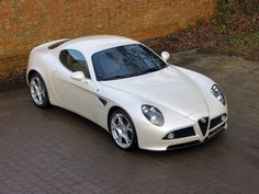 nice Alfa Romeo 8C Competizione....You little beauty!! I love Cool cars hectorbustill...  Alfa Romeo