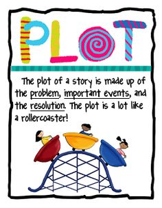 Story Elements Characters, Setting, Plot - Lessons - Tes Teach