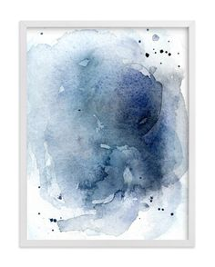 """""""Capri Waves"""" - Art Print by Erin McManness in beautiful frame options and a variety of sizes."""