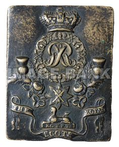 The 1st (Royal Scots) Regiment of Foot