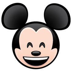 Click on Mickey to create multiple people as emojis. See you in Disney Emoji Blitz!