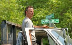 The Walking Dead: First season 6 image of Andrew Lincoln's Rick Grimes | EW.com / July 2015 #RickGrimes #TheWalkingDead