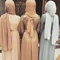 hijab, beauty, and fashion image Modest Wear, Modest Dresses, Modest Outfits, Modest Clothing, Islamic Fashion, Muslim Fashion, Modest Fashion, Hijab Dress, Hijab Outfit