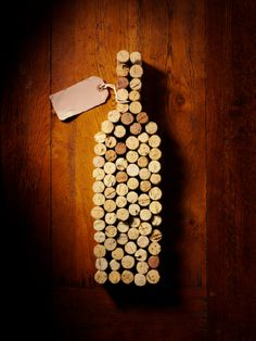 future DIY for all the corks we've collected?