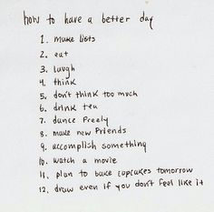 A better day.
