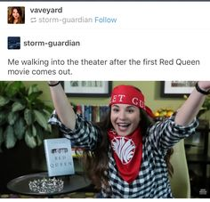 Cal the cinnamon roll hijab scene - Hijab Red Queen Movie, Red Queen Book Series, Red Queen Quotes, Color Fight, Red Queen Victoria Aveyard, Movies Coming Out, Book Memes, Book Fandoms, Fangirl