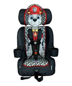 Another Great Find On Zulily Nickelodeon Paw Patrol Marshall Booster Car Seat Zulilyfinds