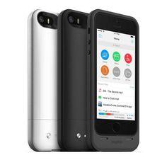 Mophie presneta la nuova custodia Space Pack per iPhone 5 e 5S che include una batteria e storage aggiuntivo