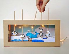 mommo design: 6 RECYCLED CARDBOARD TOYS