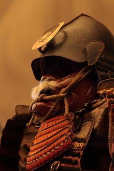 ♂ World martial art Japanese Samurai Armour Helmet