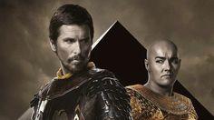 Dirigida por Ridley Scott  y protagonizada por Christian Bale, disfruta del Trailer Éxodo: Dioses y Reyes.