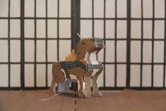 Tora & Mochi - PaperMade™