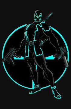 Tron Deadpool