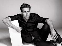 Sheer beauty. Ryan Reynolds <3