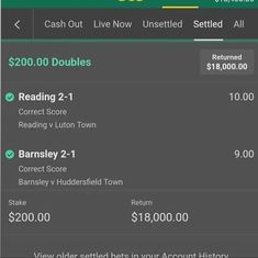 Fixed match tips available WhatsApp +1 (609) 669‑2494 & Telegram @alfreddolan for your daily sure winning fixed matche💥 🖲 Odds are likely to vary depending on the bookies and also the time of your bet. 💬 Message me for more Info WhatsApp +1 (609) 669‑2494 & Telegram @alfreddolan ❌ NO FREE / NO PAY AFTER #vip#palpitesdefutebol#bet#tip#dicasdefutebol#aspostasesportivas#palpitesgratis #apostaesportiva #apostador #bet365#apostasesportivas #betfair#futebol#futebol#trader#tip#green Accumulator Bet, Fixed Matches, Huddersfield Town, Barnsley, Sports Betting, You Are Invited, Live In The Now, Vip, Messages