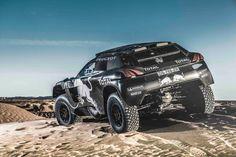 Peugeot 2008 DKR-Inspired CUV Pops Up On The Horizon