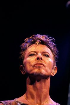 THE David Bowie