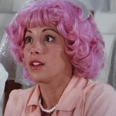 """I got Frenchy.! People don't always take you seriously, but that's just because you're still figuring yourself out. What's important is that you're a good person and a loyal friend.   Which """"Grease"""" Pink Lady Are You?"""