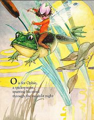O IS FOR OPHIE BY FANNY CORY