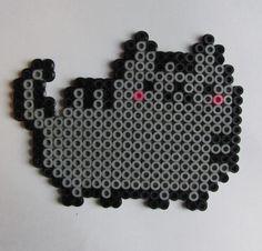 Tumblr Cat Pusheen Perler by x-Shayla-x.deviantart.com on @deviantART