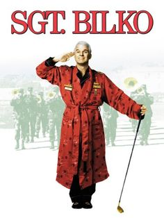 Movie.  Sgt. Bilko (1996)