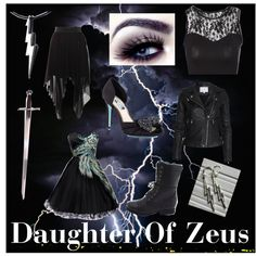 daughter of zeus outfit - Google Search