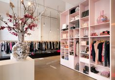 multi brand shop rotterdam netherlands - by judithvanmourik | interior architecture