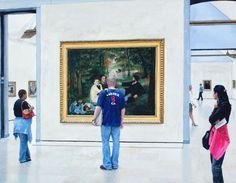 Quanto tempo é necessário para admirar uma obra de arte?