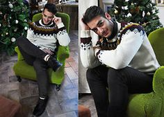 Antony Morato Sweater - WINTER ATMOSPHERE - Lorenzo Liverani
