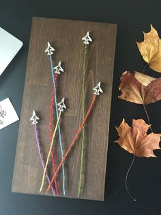 Planes String Art/Planes Wall Art/String Art Vehicles/Nail and