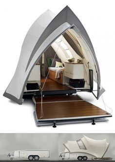 This is how I want to camp.