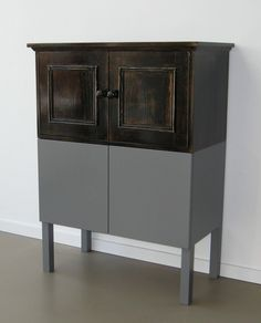 old/new cabinet #furniture