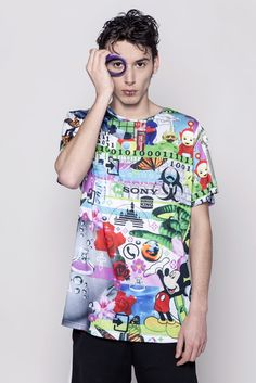 Image of OUTERNET TEE
