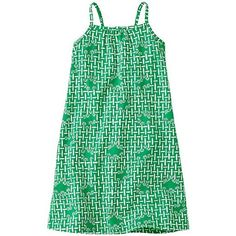 Breezy Back Tie Sundress ($23) ❤ liked on Polyvore featuring dresses, sun dress, shift dress, green dress, ruching dress and tie back dress