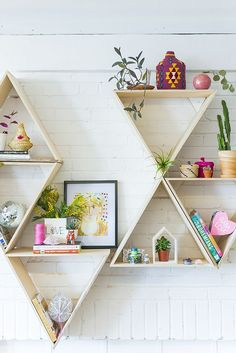 HOME | Shelves