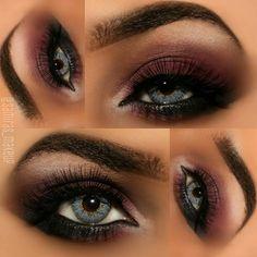 Dark Brown Look - Trends & Style