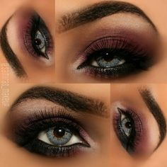 Dark Brown Look - Trends & Style