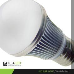 Imágenes de la Bombilla Led / Led Bulb Light - ILLA LED