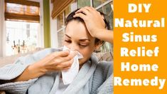 DIY Natural Sinus Re