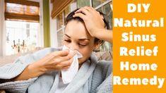DIY Natural Sinus Re