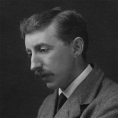 E. M. Forster OM, CH (1 Jan 1879–7 June 1970), English novelist, short story writer, essayist and librettist. He is known best for his ironic and well-plotted novels examining class difference and hypocrisy in early 20th-century British society. His novels include Howards End, A Room with a View,  A Passage to India, and the posthumously published homosexual love story Maurice. Forster was a closeted homosexual and lifelong bachelor, living with his mother until her death.